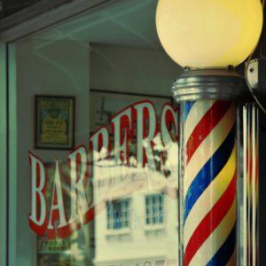 Classic Barbershop Signage